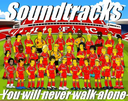You will never walk alone - Liverpool Fc fan song - Mp3
